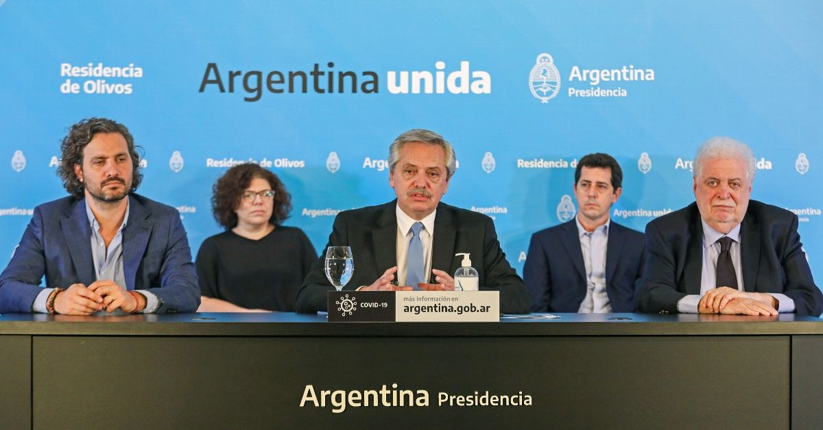 Argentina se sale del Mercosur
