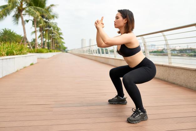 ejercicios al aire libre