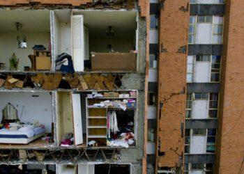 Guía para saber qué hacer en caso de sismo en cuarentena