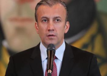 Designación de Tareck El Aissami como nuevo ministro de Petróleo en Venezuela