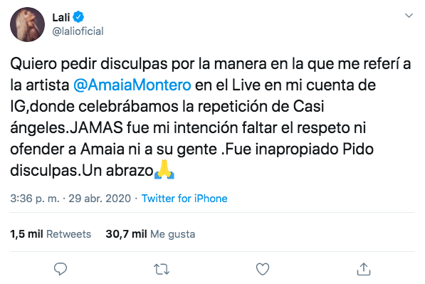 Lali Espósito