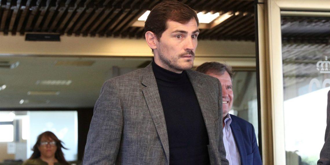Iker Casillas habla sobre la cuarentena y su carrera como guardameta