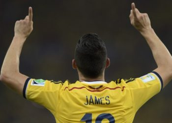 Colombia vs. Uruguay en Brasil 2014: un lindo recuerdo