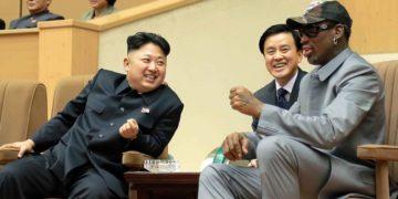 Ni siquiera el ex NBA Dennis Rodman sabe si su amigo Kim Jong-un está vivo