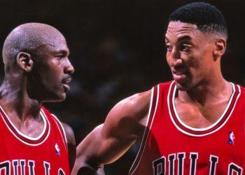 Ex miembro de los Bulls defiende a Scottie Pippen de Michael Jordan