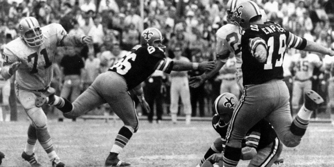 El expateador de la NFL, Tom Dempsey fallece por coronavirus