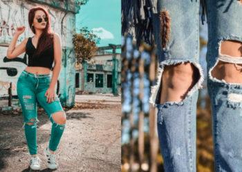 aprender a decorar jeans