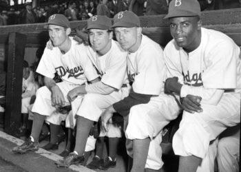 Jackie Robinson es una leyenda del beisbol