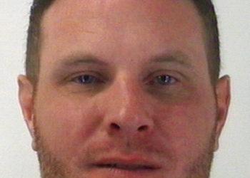Johs Hamilton fichado por la policía en Texas