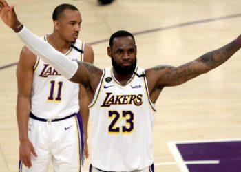 Los Lakers confirman que todos sus jugadores se encuentran a salvo del coronavirus