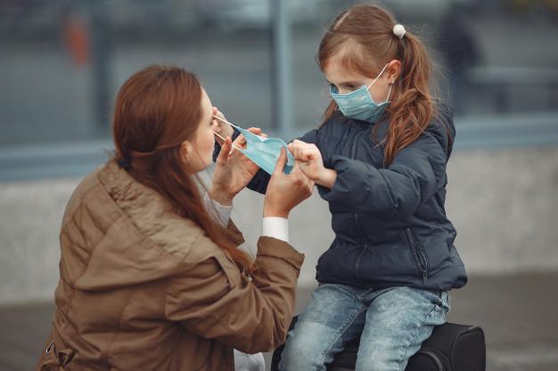 niños también tienen miedo al coronavirus