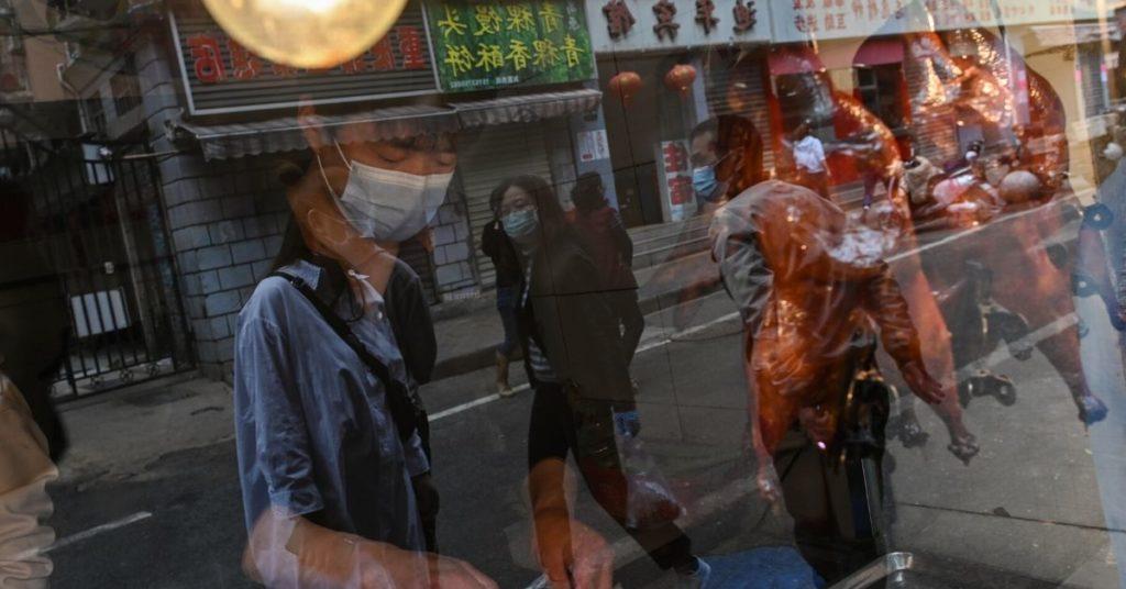 Laboratorio de Wuhan. AFP