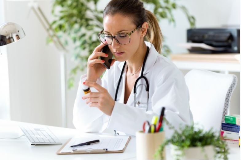 Telemedicina para bajar el contagio de COVID-19