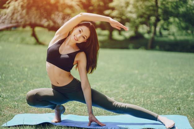 rage yoga