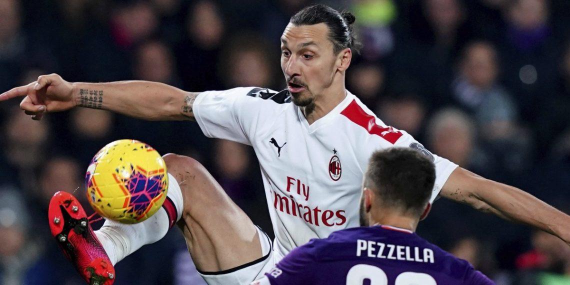 Zlatan Ibrahimovic está a punto de salir del Milan y retirarse del futbol