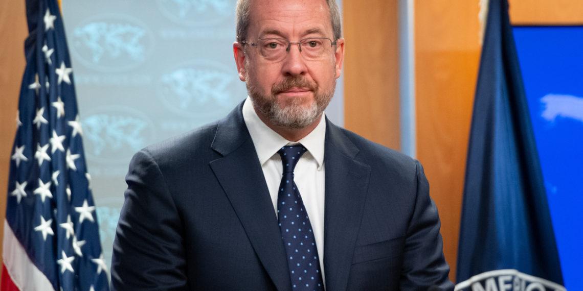 James Story embajador de EEUU en Venezuela