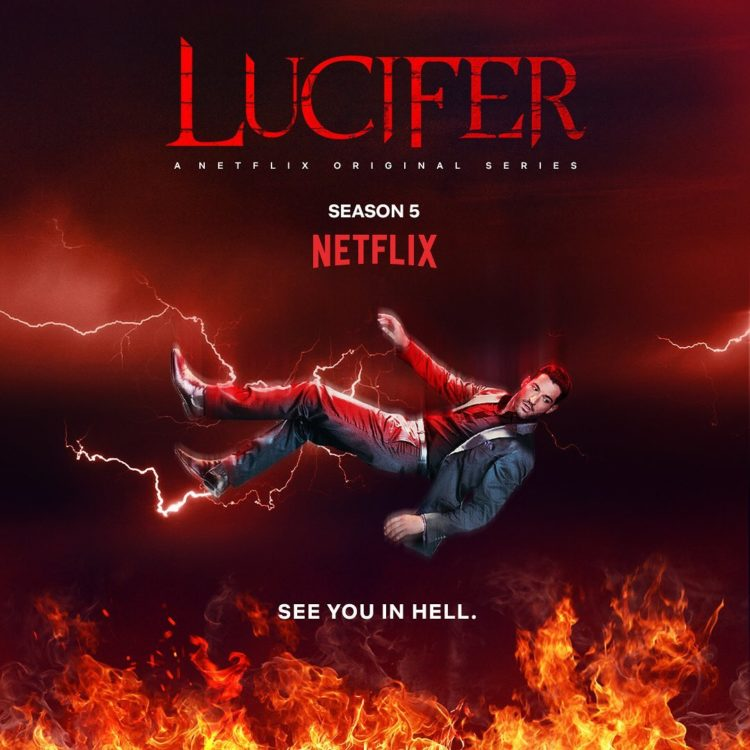 temporada 5 lucifer netflix