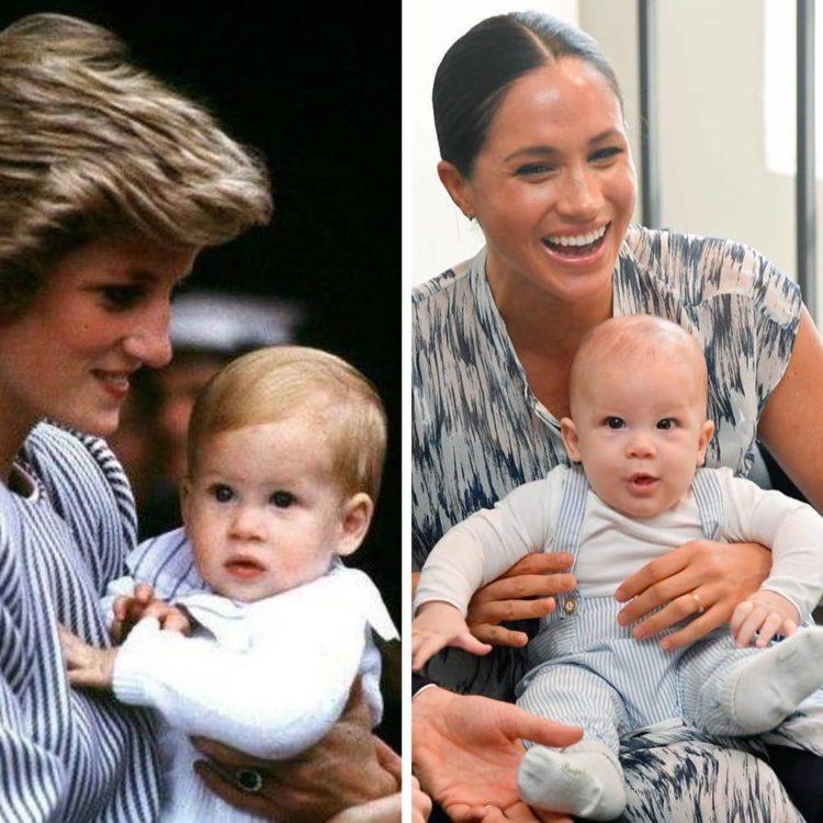 Hijo del príncipe Harry