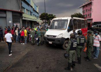 protestas escasez gasolina