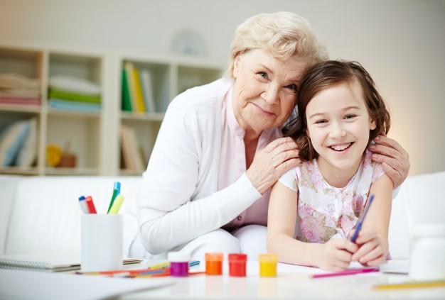 ventajas de la crianza de los abuelas