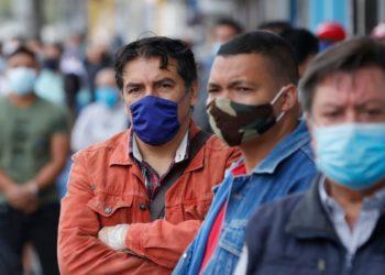 Casos de coronavirus Colombia.