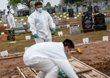 muertos por el coronavirus