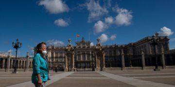 Palacio Real de Madrid, España. AFP