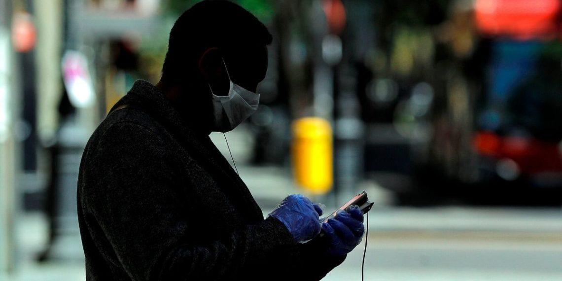 Aplicacion para detectar coronavirus Reino Unido