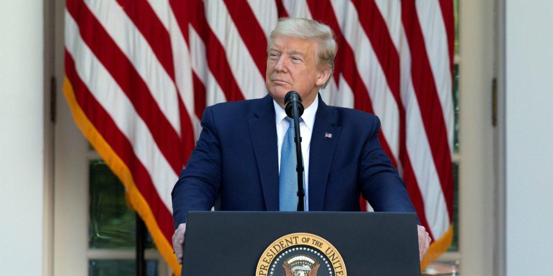 Trump estudia retomar financiación a la OMS