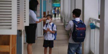 síntomas de coronavirus en niños