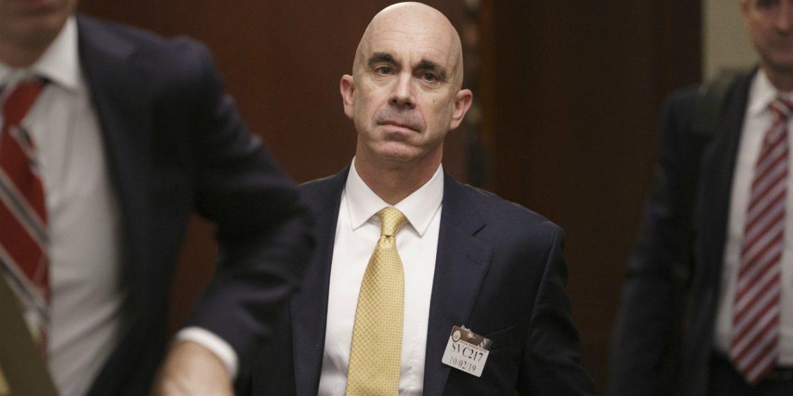 Trump despidió al inspector del Departamento de Estado, Steve Linick