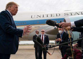 Trump niega relacion con ataque de mercenarios