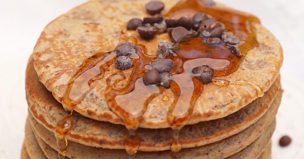 panqueques, crepes y waffles: recetas dulces fáciles
