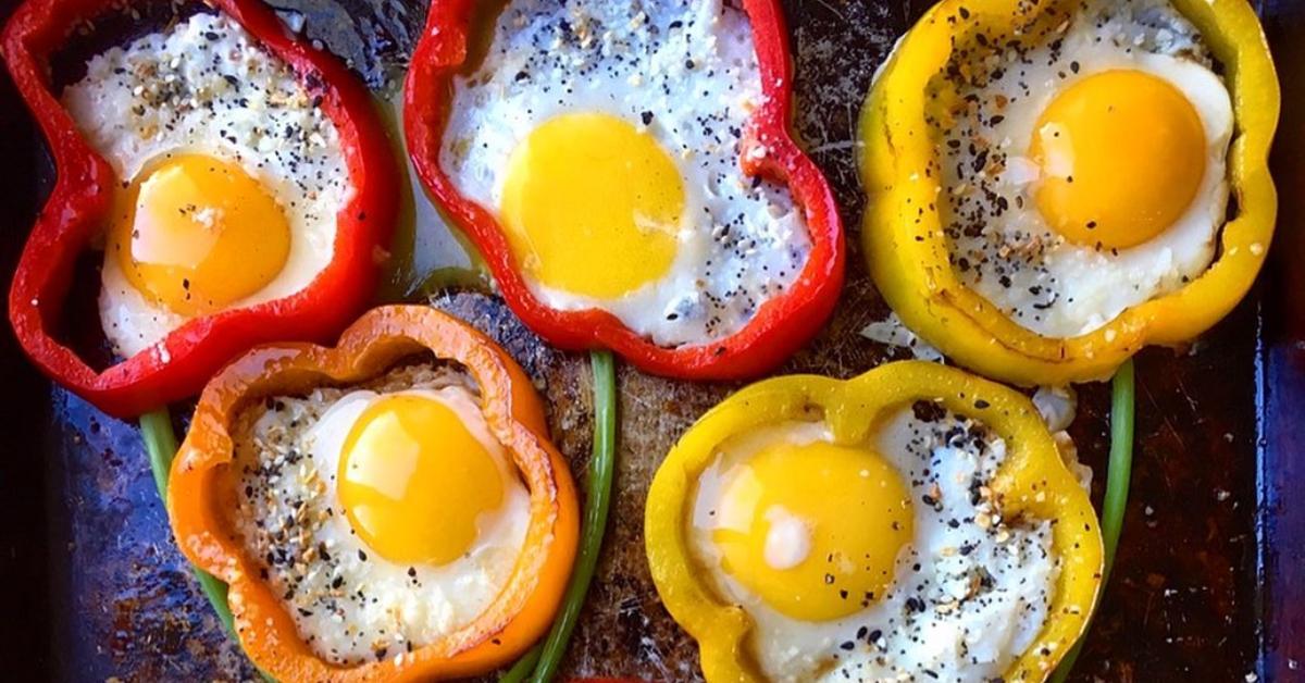 Desayunos nutritivos con huevo