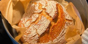 Aprende a hacer pan casero crujiente