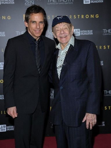 Jerry y Ben Stiller