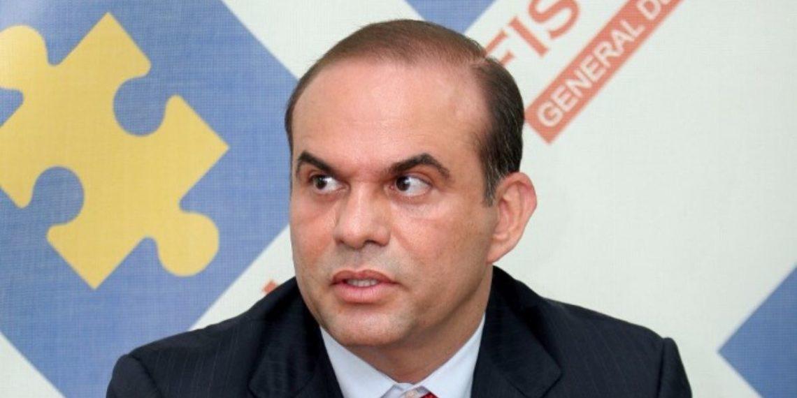 Exjefe paramilitar Salvatore Mancuso