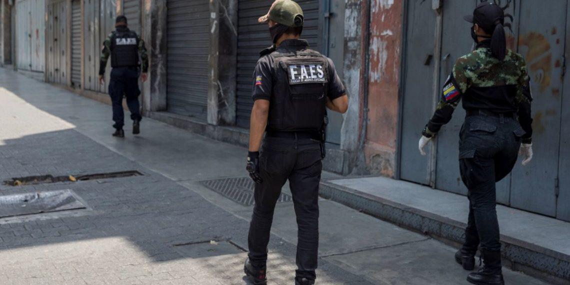 Faes prensa Venezuela Victor Moreno