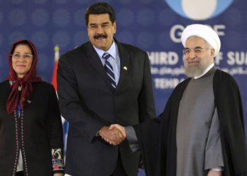 Irán en Venezuela