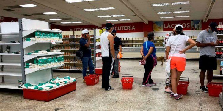 Automercado en Venezuela