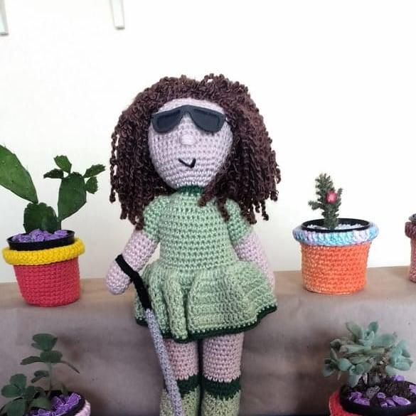 Muñeca creada por João Stanganelli