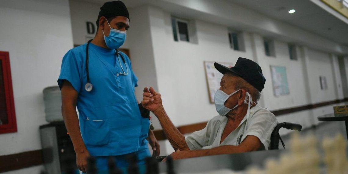 casos coronavirus venezuela. Personal salud