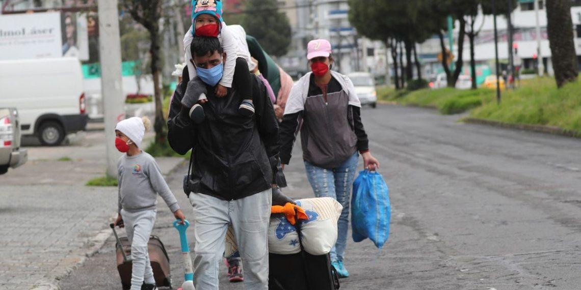 ayuda a migrantes venezolanos