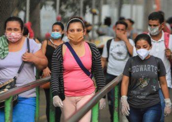 América casos de coronavirus