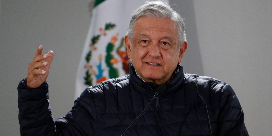 El presidente de México, Andrés Manuel López Obrador. Foto: AP