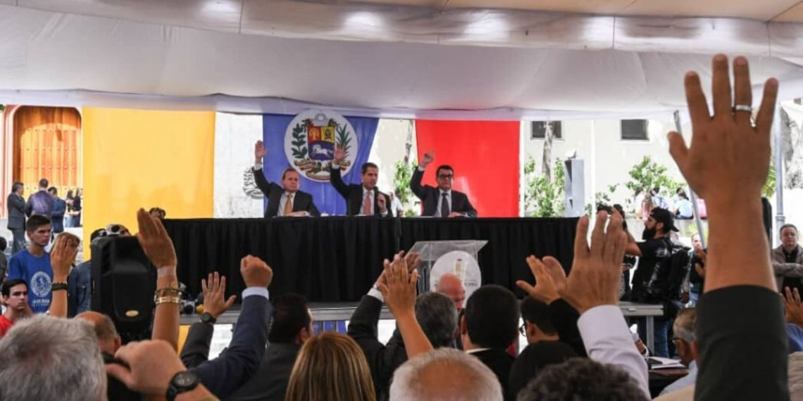 Maduro crystallex oposición Asamblea Nacional CNEVenezuela