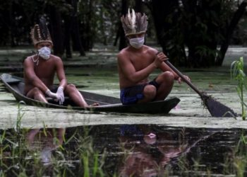 Coronavirus en Amazonas