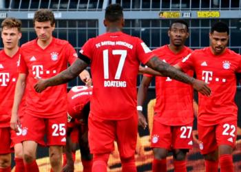 El Bayern Múnich se llevó el clásico en Alemania