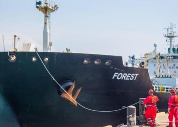 buque gasolina iraní