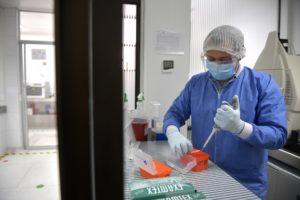 Pruebas coronavirus Colombia